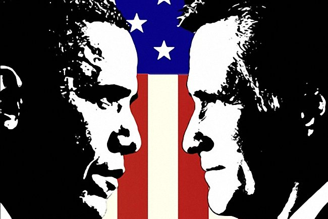 obama vs romney essay Free essay: both men show strengths and weaknesses in their public speaking ability mitt romney makes better eye contact in his speech than barack obama.