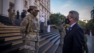 Reconciliación con la Defensa y mirada del mundo