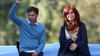 La campaña de Cristina y Kicillof